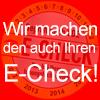 e-chek-schrift